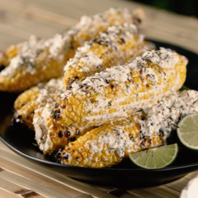 Food & Wine: Grilled Corn on the Cobb
