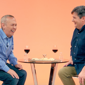 Food & Wine: Gilbert Gottfried Gets Wine Wasted