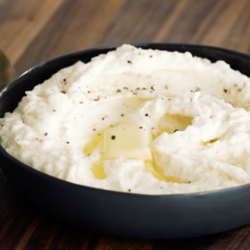 Food & Wine: Rich and Creamy Mashed Potatoes