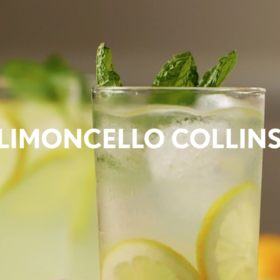 Food & Wine: Limoncello Collins