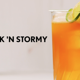Food & Wine: Dark 'n Stormy