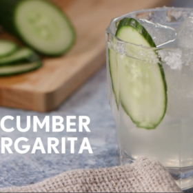 Food & Wine: Cucumber Margarita
