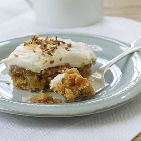 Food & Wine: Ultimate Reader Recipe Contest: Carrot Cake
