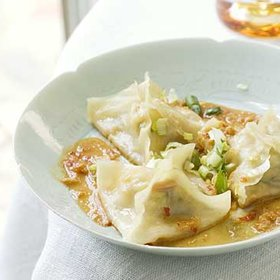 Food & Wine: Ultimate Reader Recipe Contest: Ginger Shrimp Potstickers
