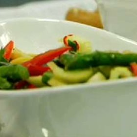Food & Wine: Ultimate Reader Recipe Contest: Asian Green Bean Salad