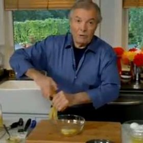 Food & Wine: Jacques Pépin: Making Mayonnaise