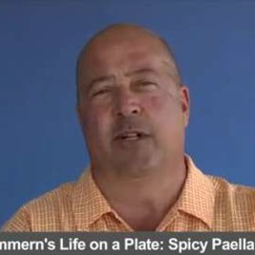 Food & Wine: Andrew Zimmern's Life on a Plate: Spicy Paella