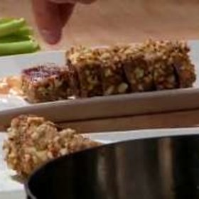 Food & Wine: Jean-Georges Vongerichten: Rice Cracker-Crusted Tuna