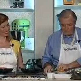 Food & Wine: Jacques & Claudine Pépin: Wild Salmon Tartare with a Caviar Lid