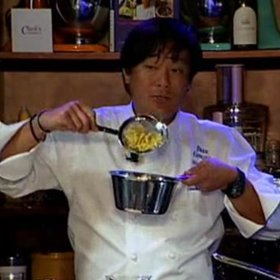 Food & Wine: Ming Tsai: Ginger Margarita