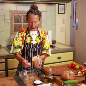 Food & Wine: Nancy Silverton: How to Make Homemade Croutons