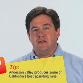 Food & Wine: California's Anderson Valley: Sparkling Wine and Pinot Noir