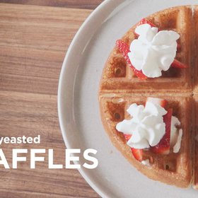 Food & Wine: How to Make the Ultimate Waffles