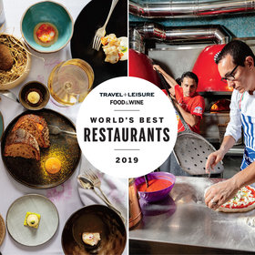 Food & Wine: These Are The World's Best Restaurants