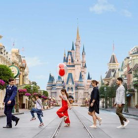 Food & Wine: There's an Ultra-luxurious Side to Disney World That's Been Hiding in Plain Sight