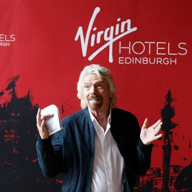 Food & Wine: Richard Branson Is Opening the First Virgin Hotel in Europe in a City That Has a 'Very Special Place' in His Heart
