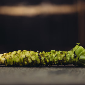Food & Wine: Local Wasabi Is a Labor of Love, and a Chef's Secret Weapon, in the Bay Area