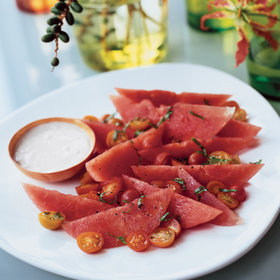 Food & Wine: Watermelon Salad