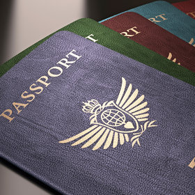 Food & Wine: What Your Passport Color Really Means