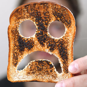 Food & Wine: What to Do If You Burn Your Toast
