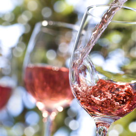 Food & Wine: What's the Difference Between White Zinfandel and Rosé?