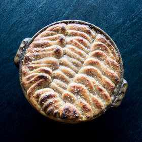 Food & Wine: Wild Mushroom Shepherd's Pie with Potato-Chestnut Topping