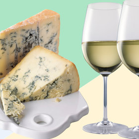 Food & Wine: The Only Wine and Cheese Pairing Cheat Sheet You Need