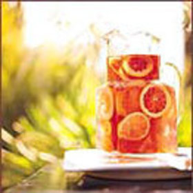 Food & Wine: White Wine and Sparkling Cider Sangria