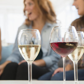 Food & Wine: Women Are Closing the Drinking Gap