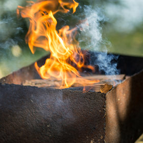 Food & Wine: How to Wood-Fire Up Your Grill