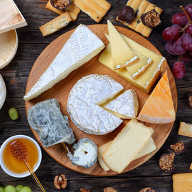 Food & Wine: Wisconsin Cheesemakers Just Created the World's Longest Cheeseboard