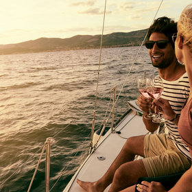 Food & Wine: Should You Drink Yacht Rosé?
