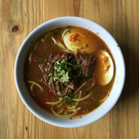 Food & Wine: Cure Your Mardi Gras Hangover with Yaka-Mein