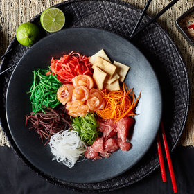 Food & Wine: Yusheng