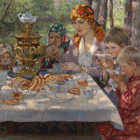 mkgalleryamp; Wine: A Guide to Zavarka, Russia's Traditional Tea