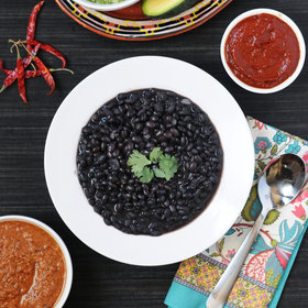 Food & Wine: Black Beans