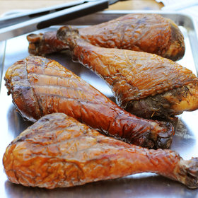 Food & Wine: Smoked Turkey Legs