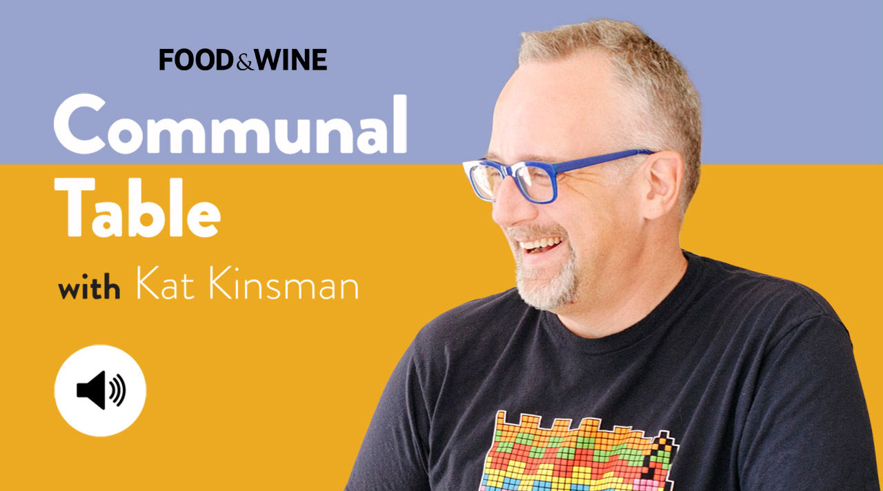 Communal Table with Kat Kinsman featuring Doug Quint