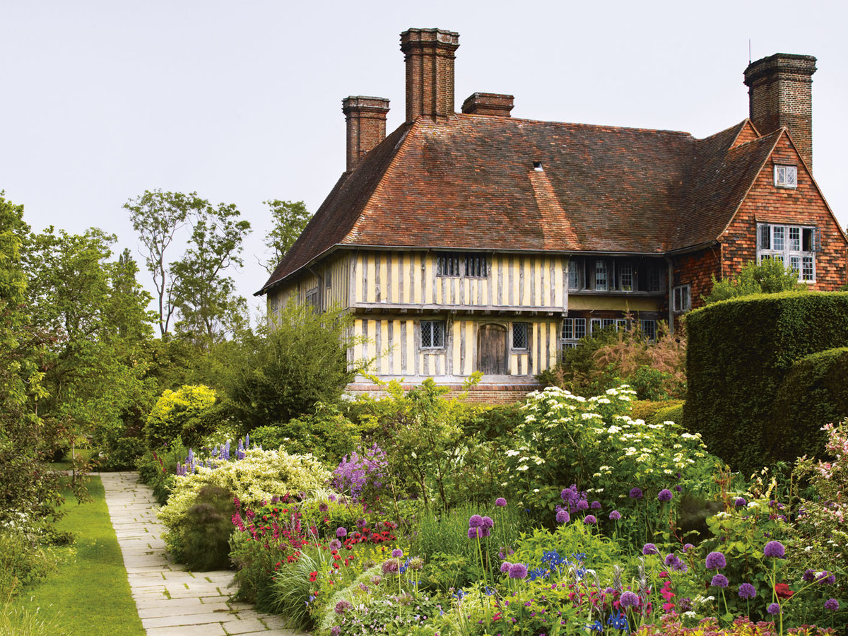 The Great Dixter Garden