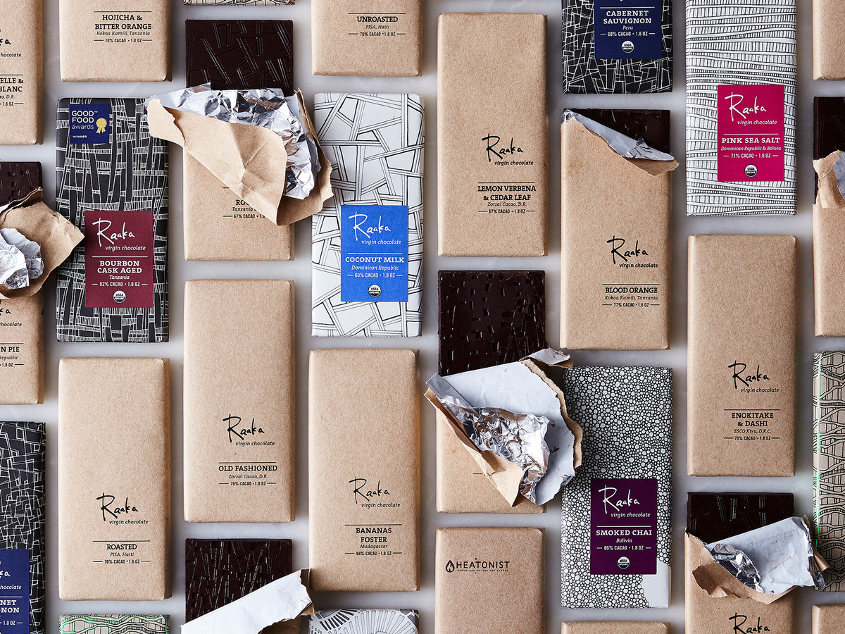 Small-Batch Organic Chocolate Subscription