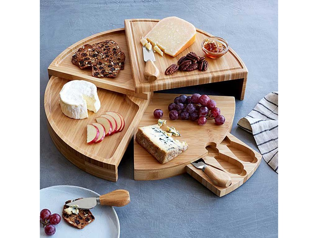 Compact-Swivel-Cheese-Board-with-Knives