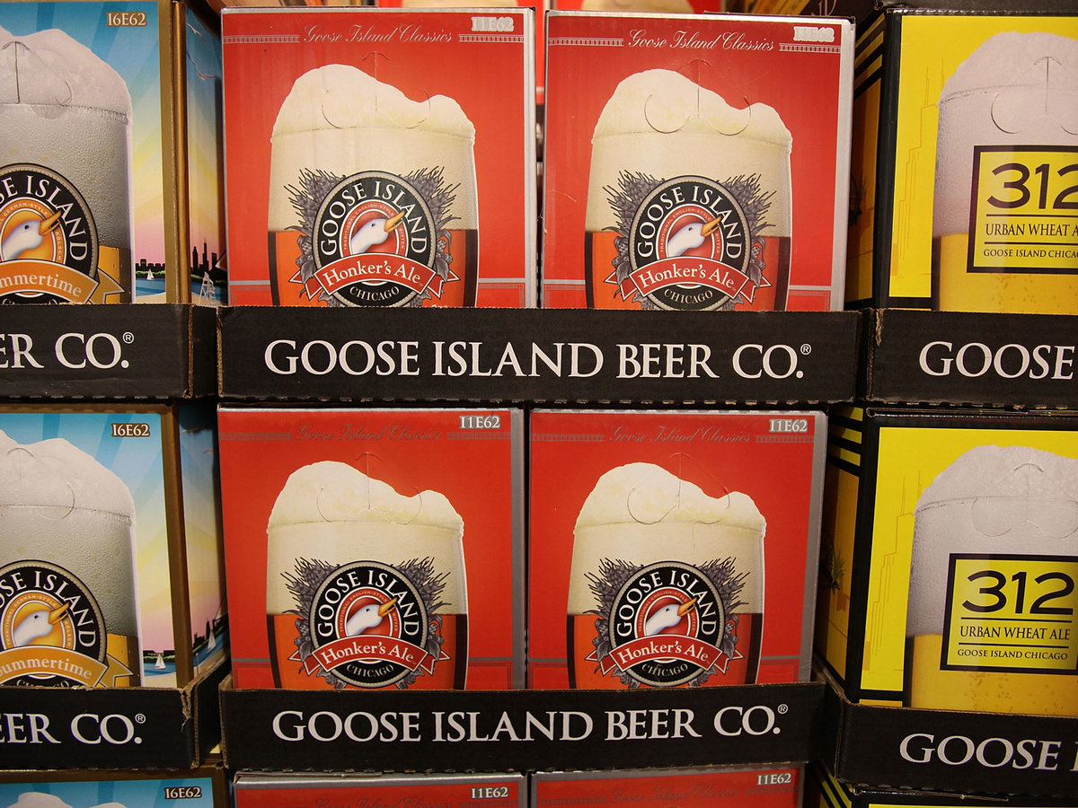 Goose Island Will No Longer Distribute Honker's Ale in the U.S.