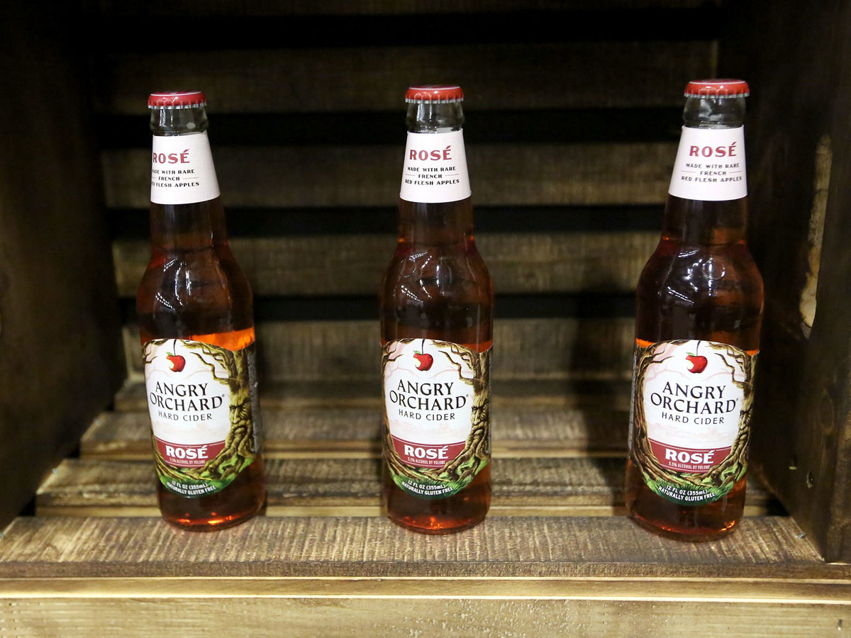 Angry Orchard's Augmented Reality App Helps Pair Its Cider With Food