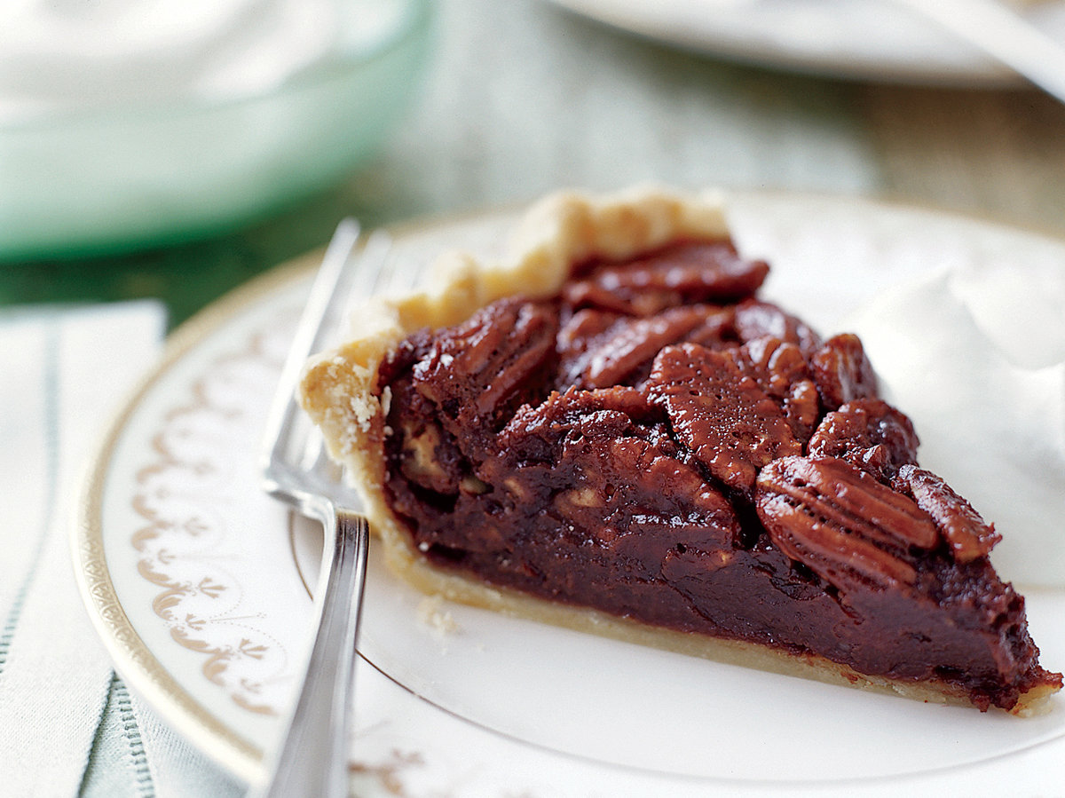 Chocolate Pecan Pie Recipe - Susan Spungen | Food & Wine