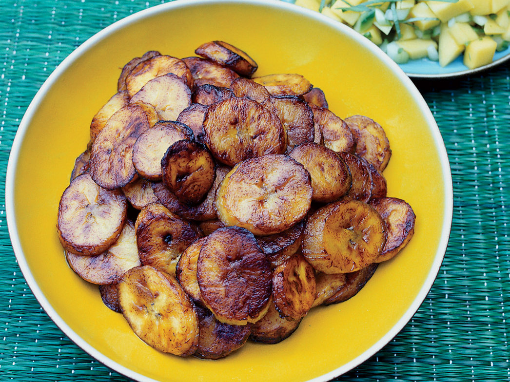 the abundance of plantains at two Purpose – the purpose of this paper is to study the influence of crude palm oil (po), canola oil (co) and their blends on characteristics of fried plantain crisps at two different stages of ripening design/methodology/approach – plantain (musa paradisiaca l) samples were peeled, sliced into 3 mm slices, blanched at 70 °c for 3 min and dried.