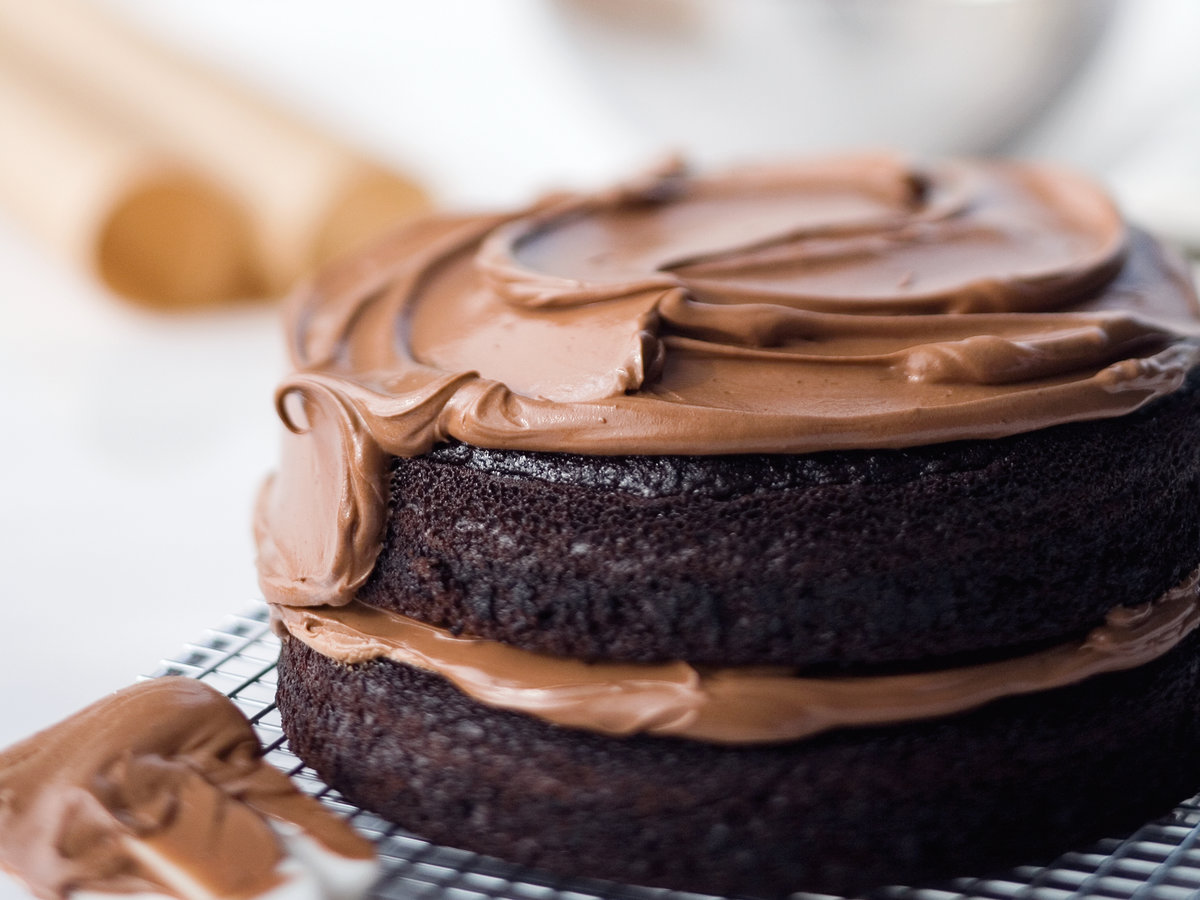 Chocolate Cake Layer Filling Recipe