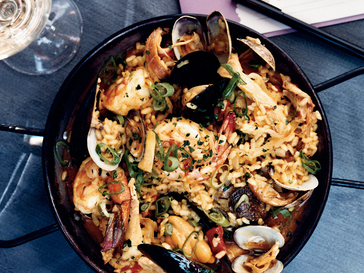 R Clams Healthy Seafood-and-Chicken Pa...