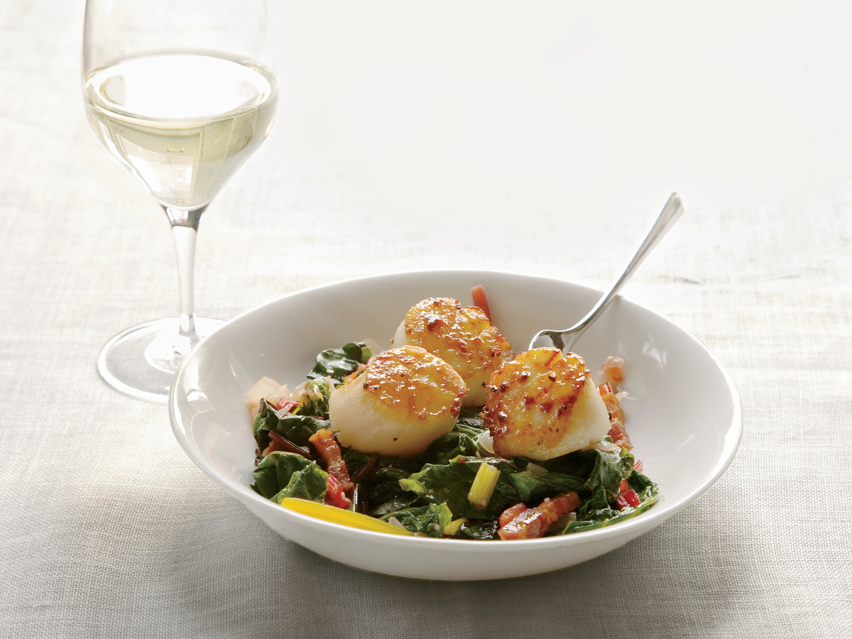 <p>Maryland: Scallops</p>