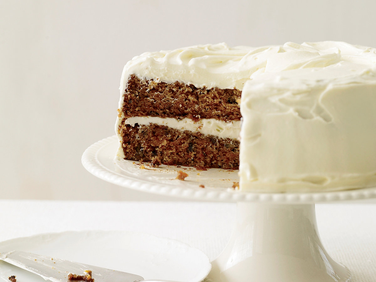 Orange Cake Whipped Cream Frosting