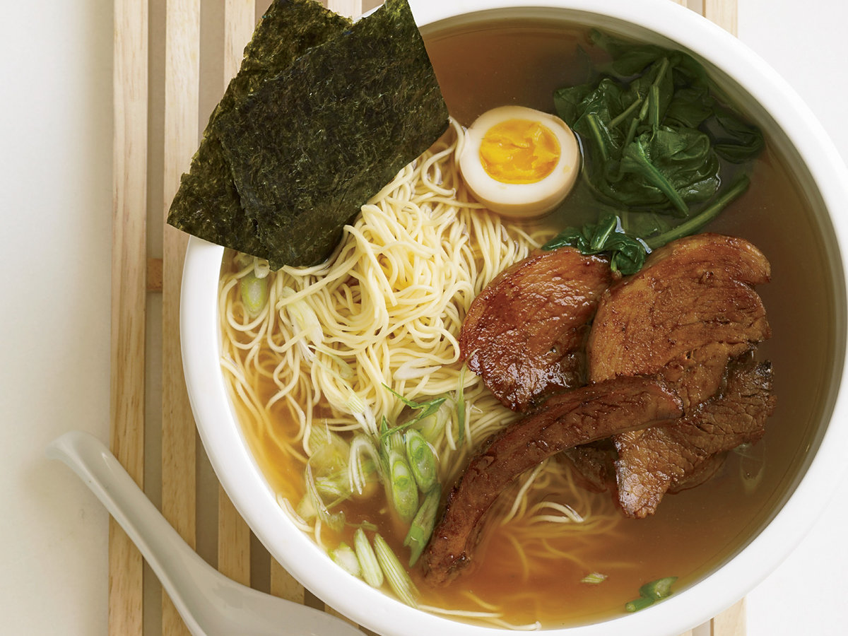 <p>March 26: Shoyu Ramen</p>
